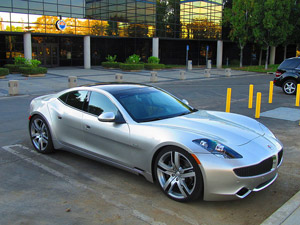Fisker Automotive may have been saved