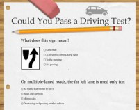 Driving tests should be tougher