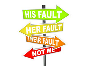 When are you at fault?
