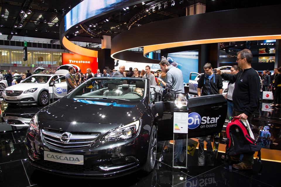 Frankfurt International Auto Show 2015