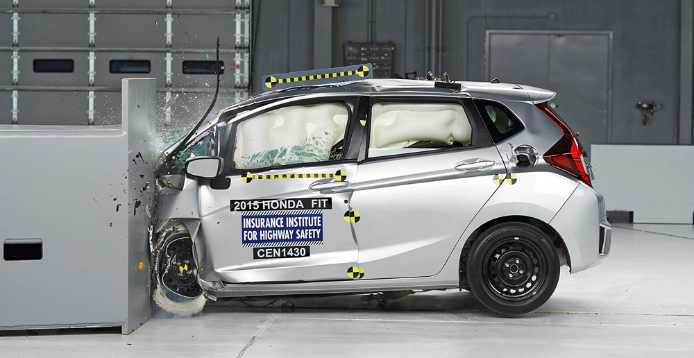 Crash Test Safety Ratings  Car safety  Car insurance  Safecarinfo