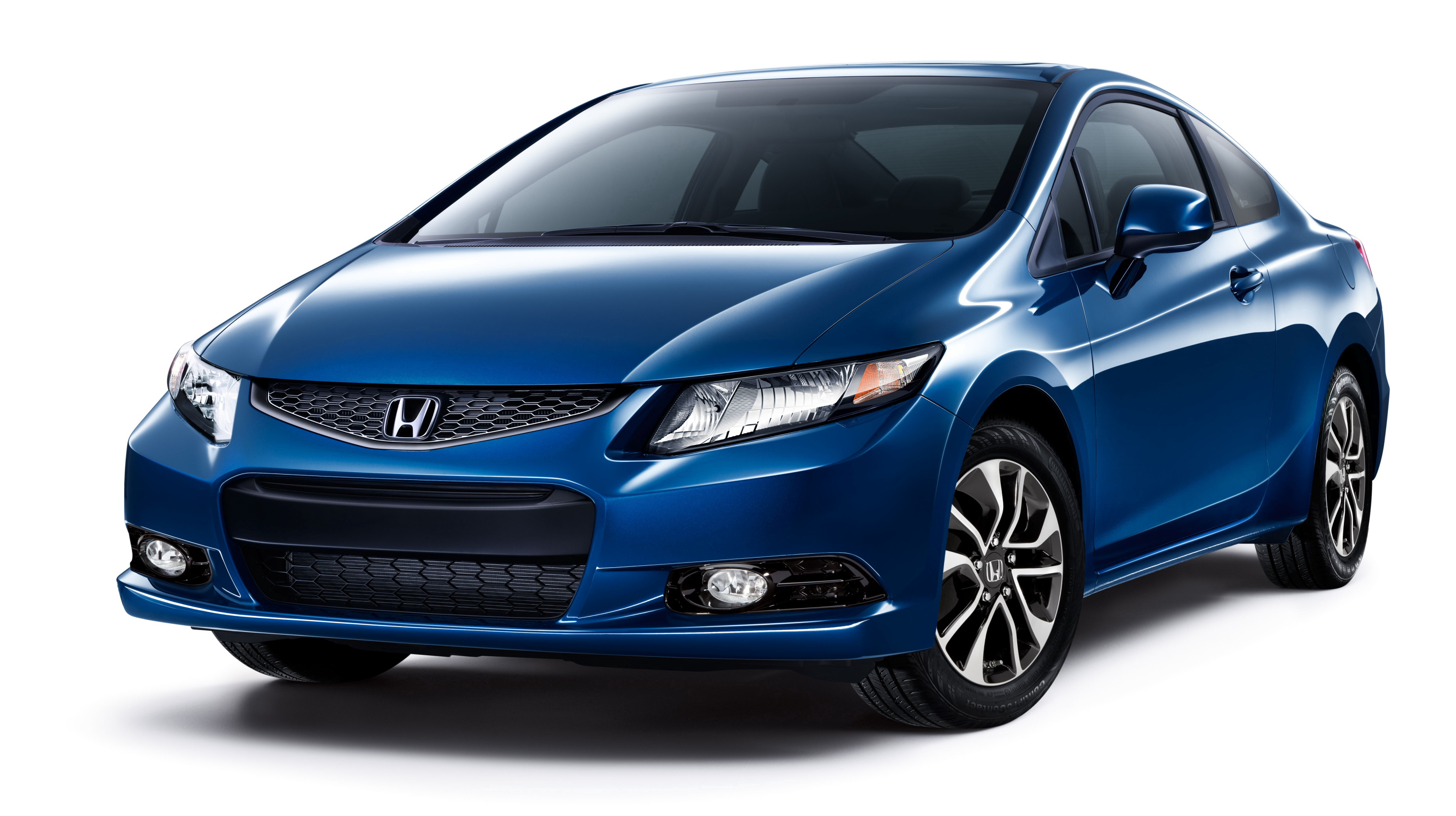 Honda Civic Coupe EX CVT