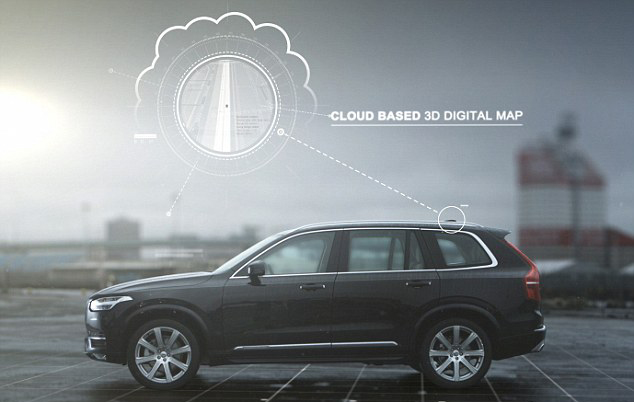 Volvo's Self-Driving